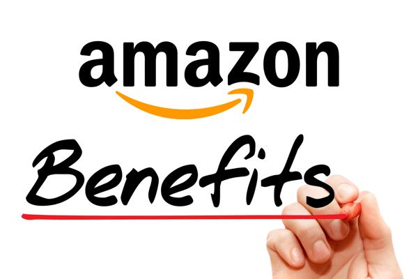 Benefits of Amazon
