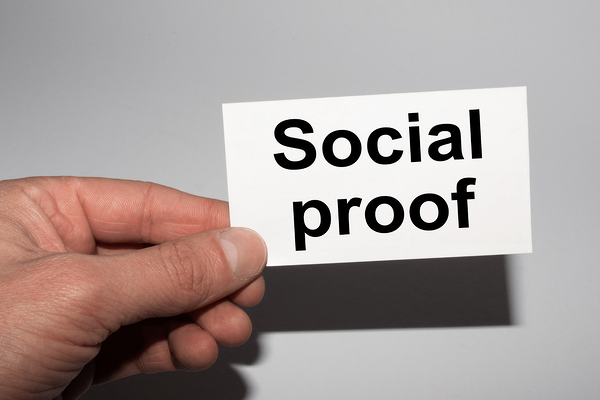 Share Social Proof