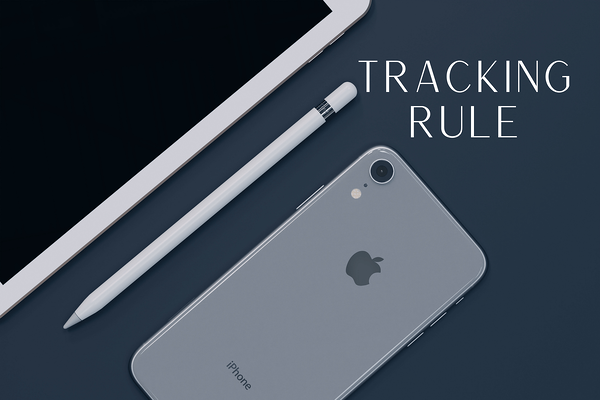 New iOS Tracking Rules