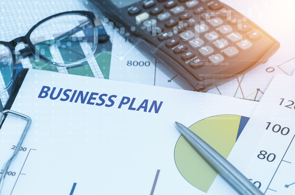 2. Write a Starting Business Plan