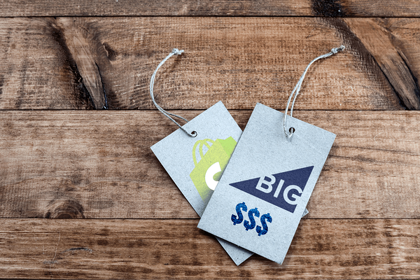 Pricing Options shopify bigcommerce