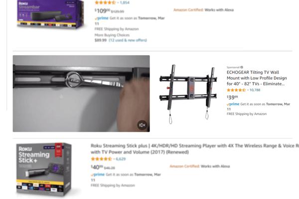 Amazon Video Ads