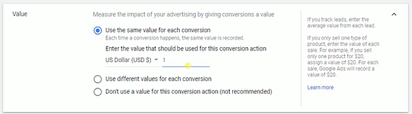 6Google Ads Event Conversion Code