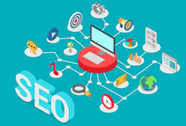 How can I do SEO for an E-commerce website?