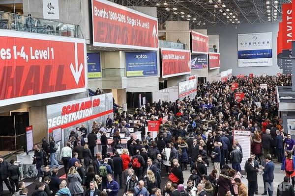 National Retail Federation's Retail's Big Show – New York, New York