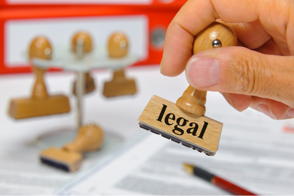 Select a Legal Structure