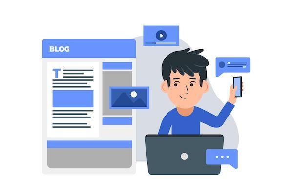 e-commerce seo blogging