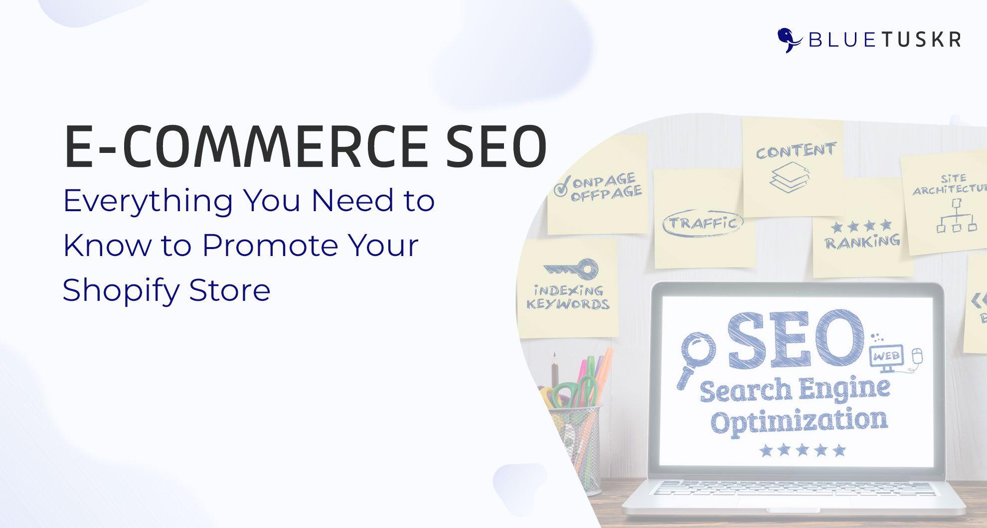 Ultimate Guide to E-commerce SEO